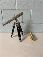 Telescope and Kaleidoscope