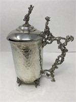 Fool Stein with Lid