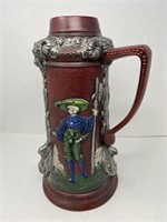 Hand Painted Stein by McGreglor