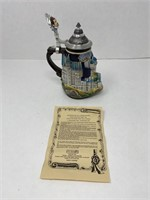 Stein with COA