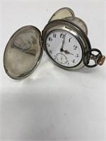 Vintage Remontoir Rubis 800 Pocket Watch