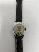 Vintage Hopalong Cassidy Watch