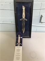 Viking Knife by Franklin Mint