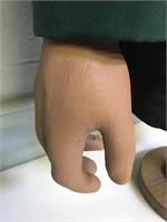 Wooden Mannequin Upper Body