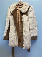 Suede and Fur Jacket