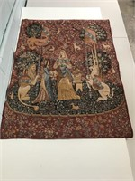 The Lady with the Unicorn tapestry
