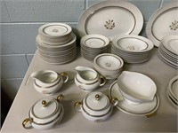 Rosenthal China Service for 8 Plus Extras