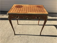 Antique French Writing Desk by Mercier Freres