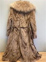 Rollins Fur Coat