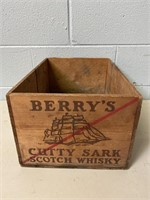 Whiskey Crate