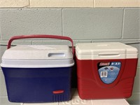 Lot of Coolers