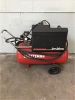 Craftsman 3hp 20 Gallon Air Compressor