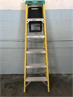 Werner 6 ft Fiberglass Ladder
