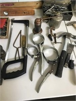 Assorted Tool Lot