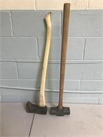 Sledgehammer & Axe