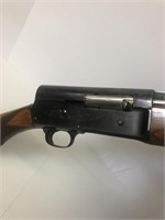 1906 A5 Browning 12 Gauge Shotgun