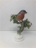 Royal Worcester Blue Bird Figurine