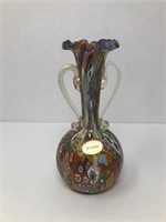 Murano Italy Vase