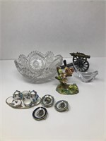 Collection of Vintage and Antique Items