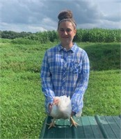 2020 Wyoming County 4-H Market Animal Auction