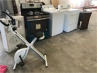 Large Appliances & Exercise Equipment