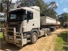 Scania R500 Prime Mover