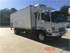 2005 Fuso Fighter FM10.0 Refrigerated