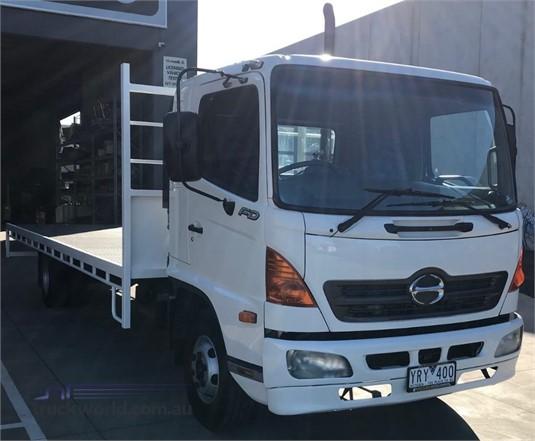 2005 Hino FD - Trucks for Sale