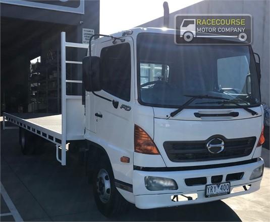 2005 Hino FD Racecourse Motor Company  - Trucks for Sale