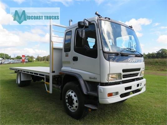 2007 Isuzu FVD 950 Midcoast Trucks  - Trucks for Sale