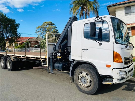 2007 Hino Ranger - Trucks for Sale