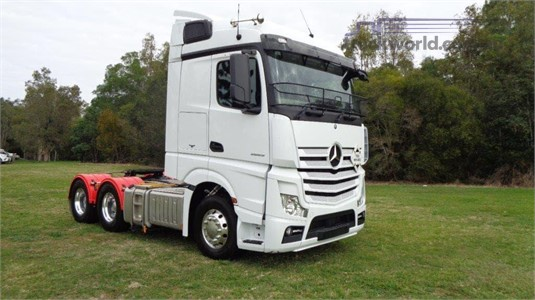 2018 Mercedes Benz Actros 2663 - Trucks for Sale