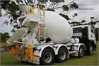 Isuzu FYJ 300-350 8x4|Concrete Agitator