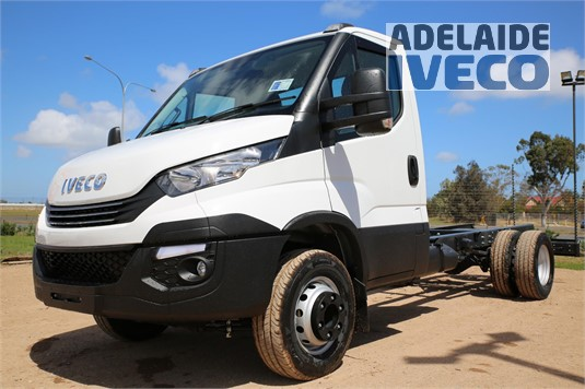 2019 Iveco Daily 70c17 Adelaide Iveco - Light Commercial for Sale