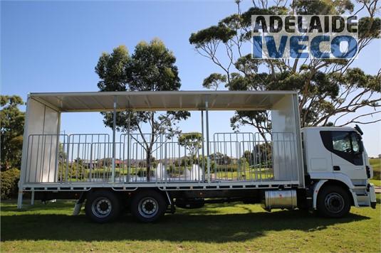 2019 Iveco Stralis ATi360 Adelaide Iveco - Trucks for Sale