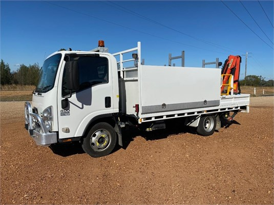 2011 Isuzu NPR - Trucks for Sale