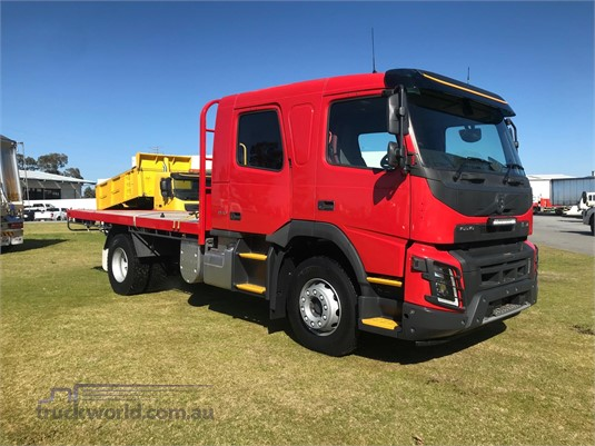 2018 Volvo FMX370 - Trucks for Sale