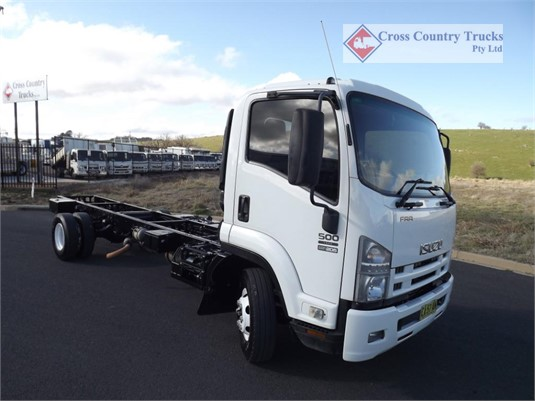2008 Isuzu FRR500 Cross Country Trucks Pty Ltd - Trucks for Sale