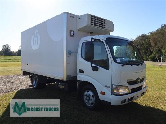 2014 Hino 300 Series 616 Auto Midcoast Trucks  - Trucks for Sale