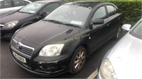 Cars, Vans & Commercials - ONLINE Auction - Wed 05/08/2020