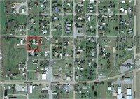 Butler, OK Home and 8 Lots for Sale