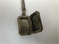 Antique Gold Tone Locket
