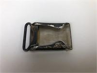 VTG Hickok Sterling 10k GF & Bronze Belt Buckle