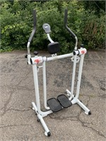 Fitness Flyer Workout Machine