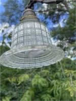 Antique Art Deco Cast-Iron Floor Lamp
