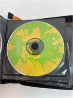 Mixed Vintage CDs W/ Case