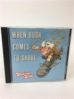 Bush President Comedy CDs