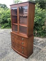 Vintage Rockford Furniture China Cabinet