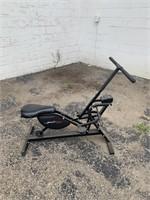 Sport Rider Exercise Machine