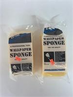 Ez Paint Wallpaper Sponge Lot